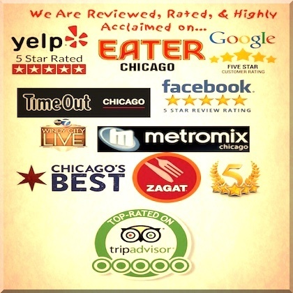 Alegrias seafood chicago reviews yelp zagat google eater chicagos best trip advisor windy city live